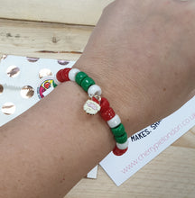 Load image into Gallery viewer, Create at Home - Christmas Bracelet