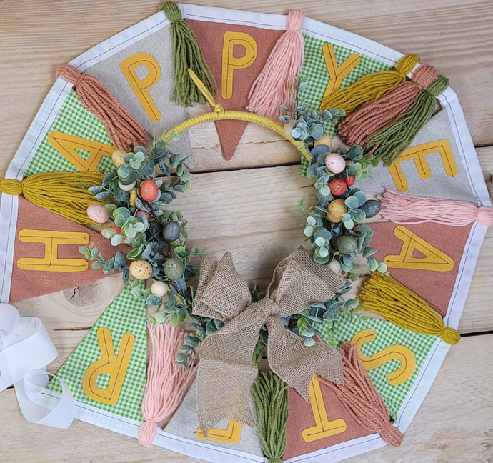 Easter 'Forever' Bunting