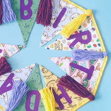 Load image into Gallery viewer, Birthday Bunting