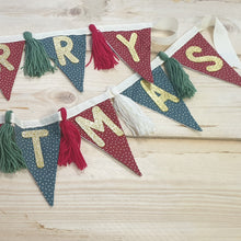 Load image into Gallery viewer, Christmas 'Forever' Bunting