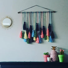 Load image into Gallery viewer, Tassel Drop Wall Hangings