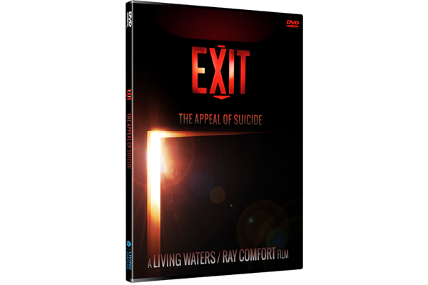 EXIT: The Appeal of Suicide DVD