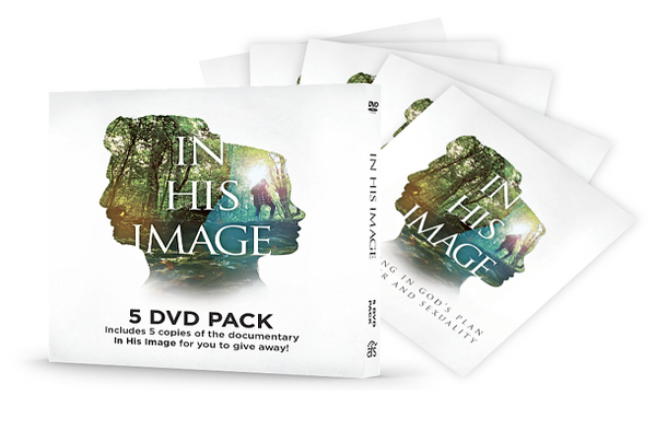 In His Image (5-Pack)