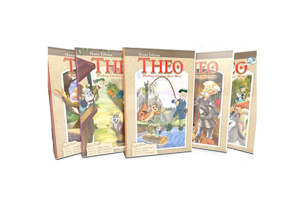 Theo 5-Pack DVD Bundle