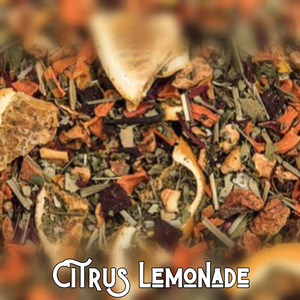 WTTH Wellness: Citrus Lemonade Tea