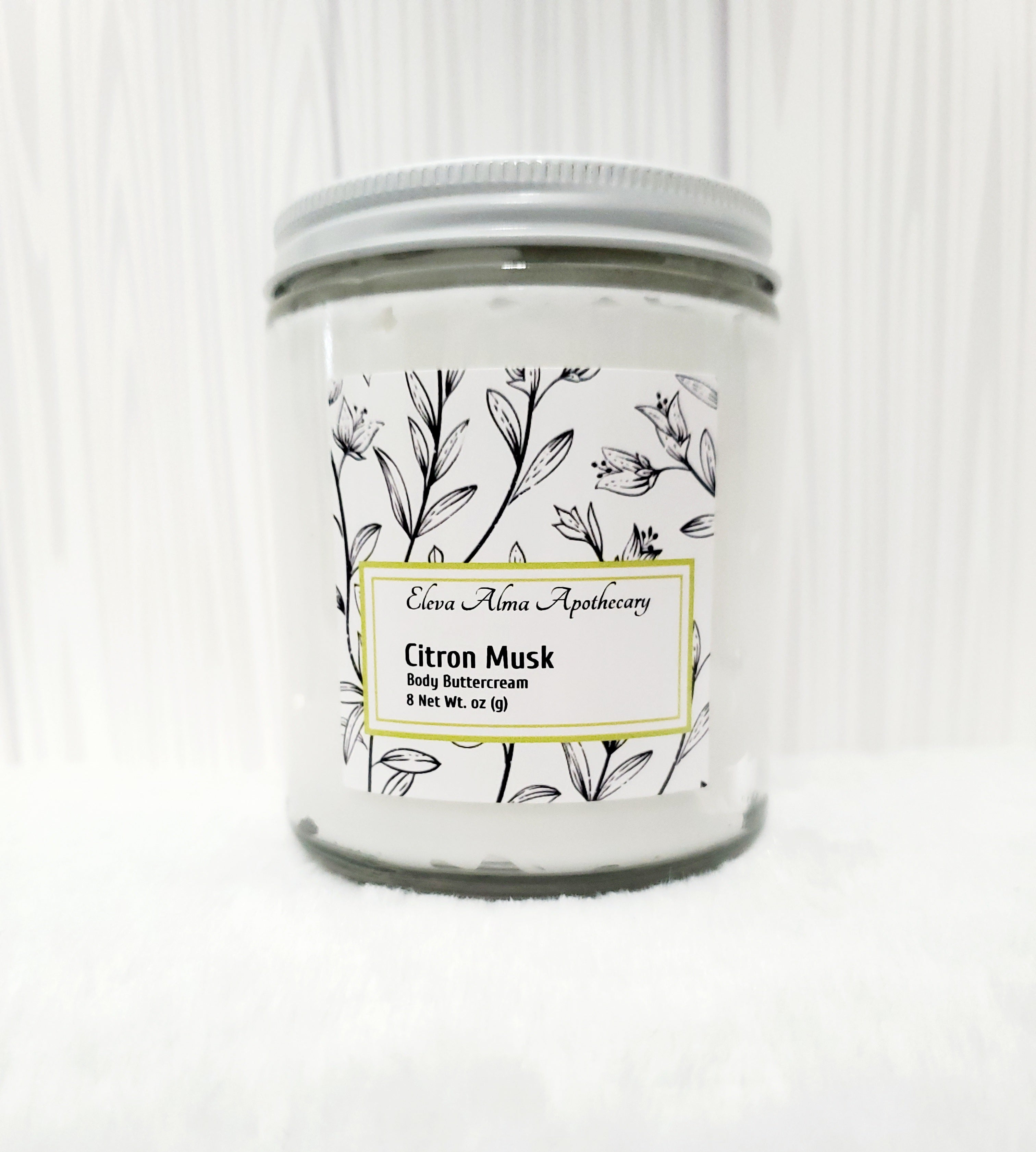 Body ButterCreams: Citron Musk