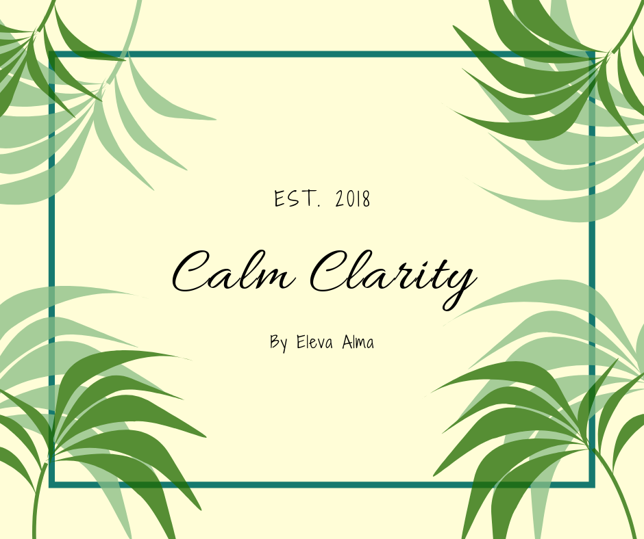 Calm Clarity Essential Oil Blend - Eleva Alma