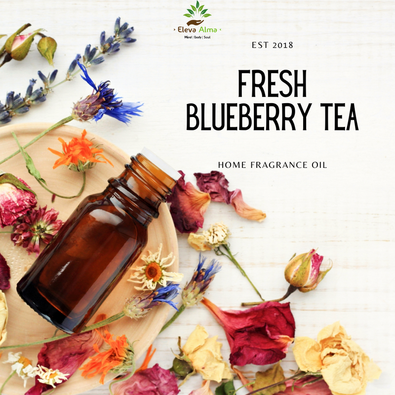 HLE Fragrance Oil Blends: Fresh Blueberry Tea