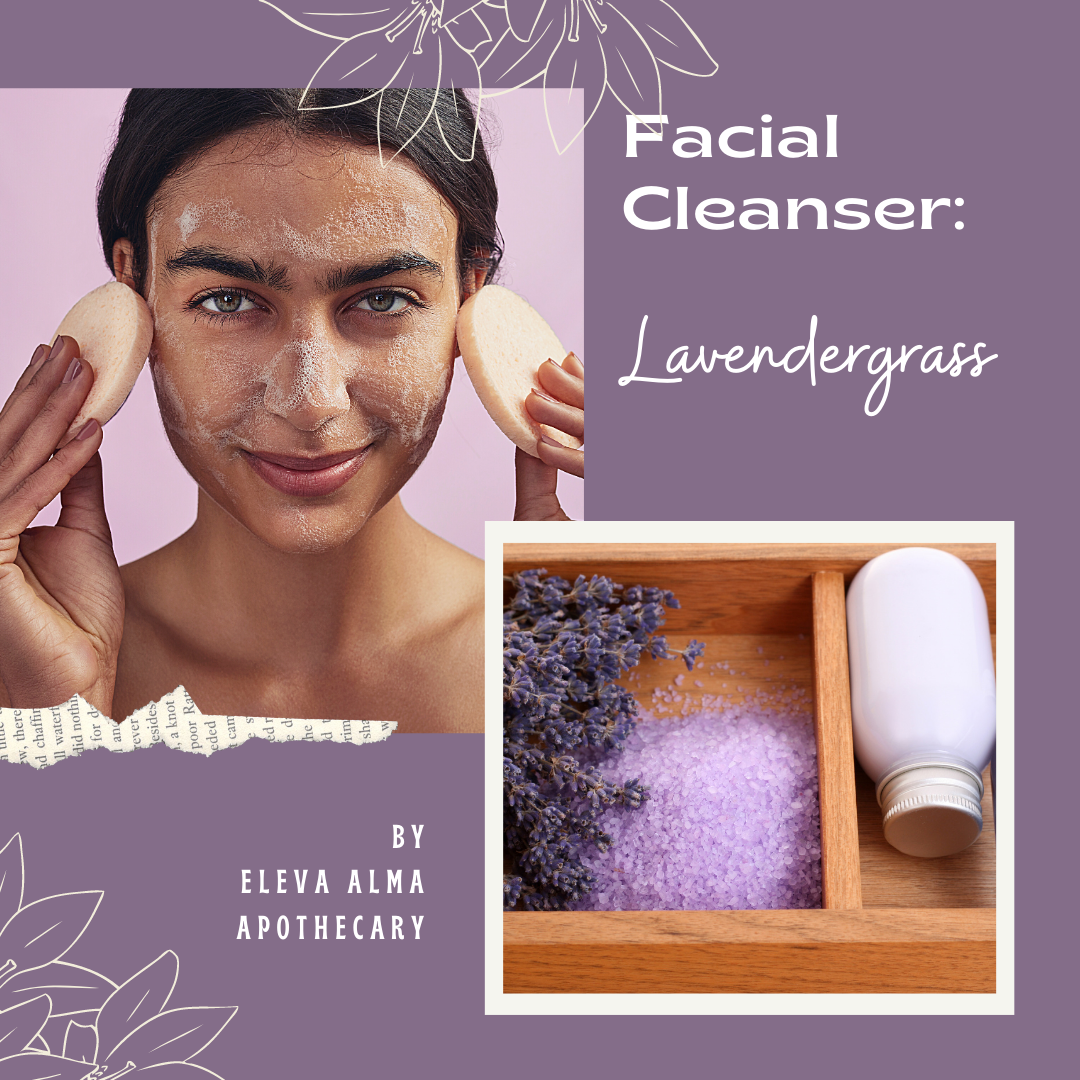 Infused Facial Cleanser - Lavendergrass