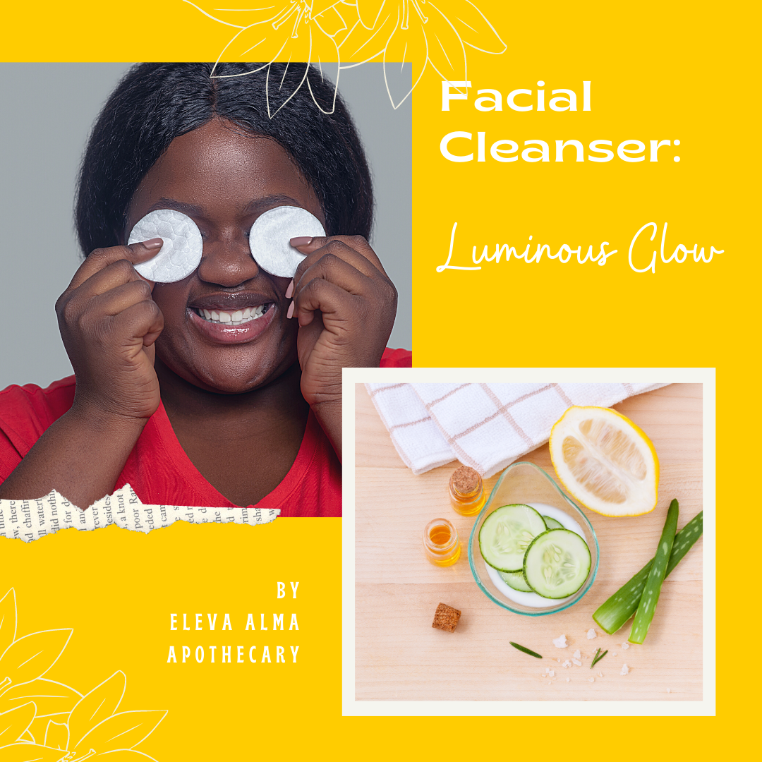 Infused Facial Cleanser - Luminous Glow