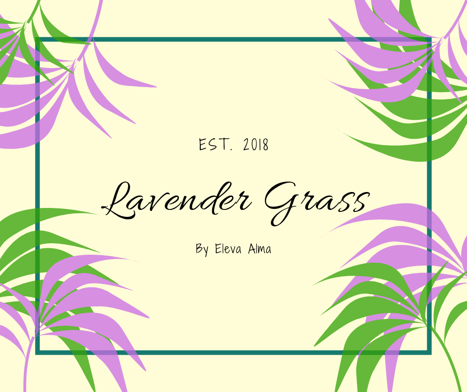 Lavender Grass Essential Oil Blend - Eleva Alma