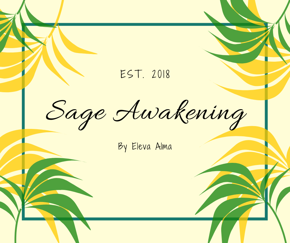 Sage Awakening Essential Oil Blend - Eleva Alma