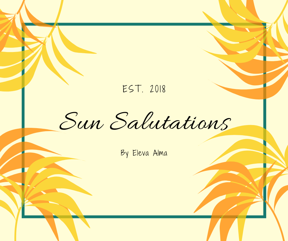 Sun Salutations Essential Oil Blend - Eleva Alma