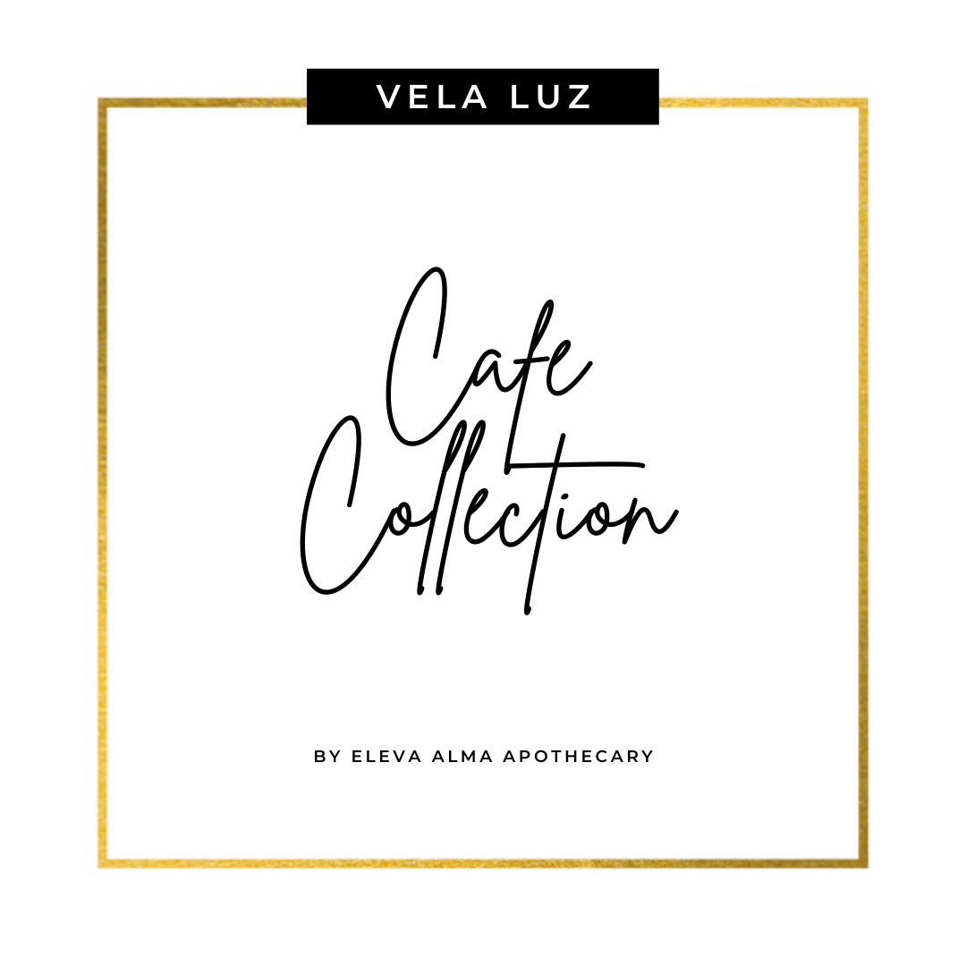 Vela Luz Artisan Candles: Café Collection
