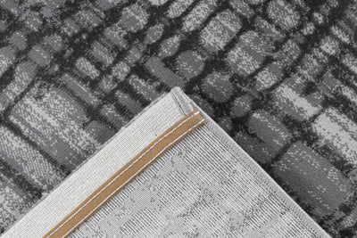 Aleyna 608 silver - Lalee Designer Rugs