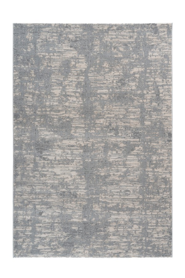 Aleyna 611 Grey-Beige Rug with Abstract Textured Look - Lalee Designer Rugs