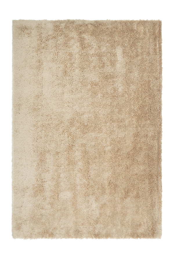 Cloud 500 Sand Shaggy Rug - Lalee Designer Rugs