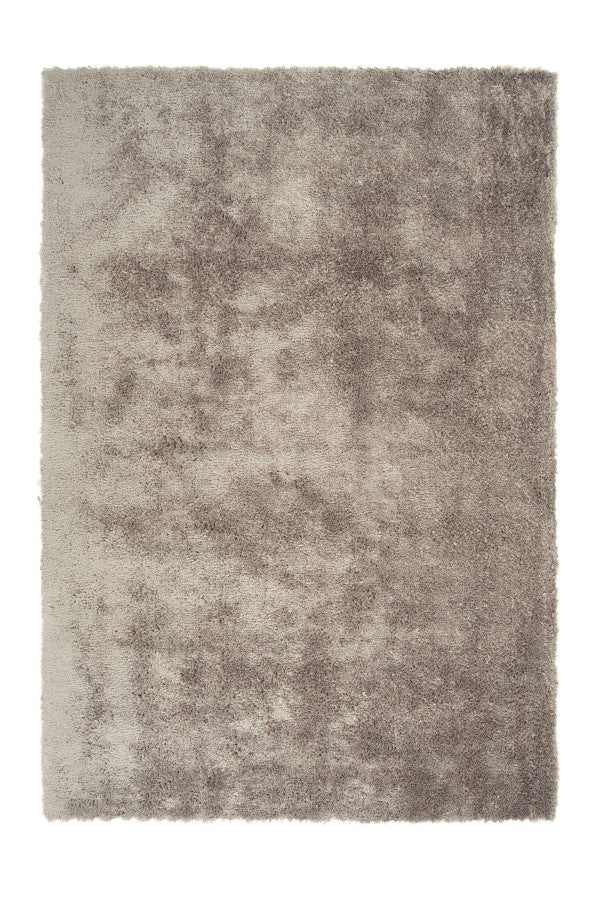Cloud 500 Taupe Shaggy Rug - Lalee Designer Rugs