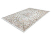 Classic 700 Cream Traditional Rug With Center Medallion - Lalee Designer Rugs