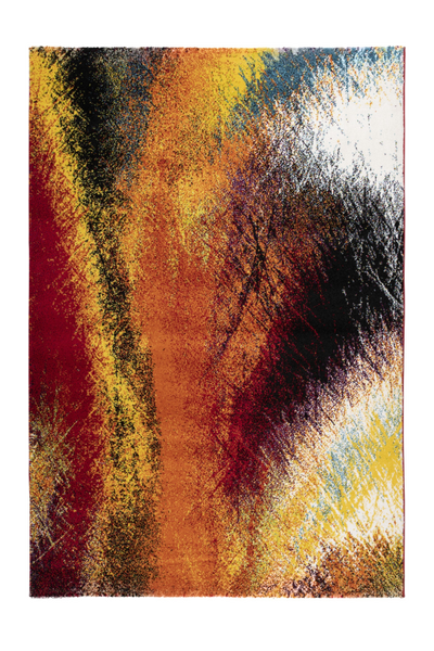 Espo 300 Rainbow Colourful Thick Rug - Lalee Designer Rugs