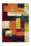 Espo 303 Rainbow Checkered Rug - Lalee Designer Rugs