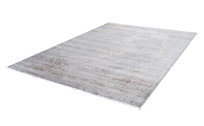 Fashion 902 Silver Modern Acrylic Transitional Rug - Lalee Designer Rugs
