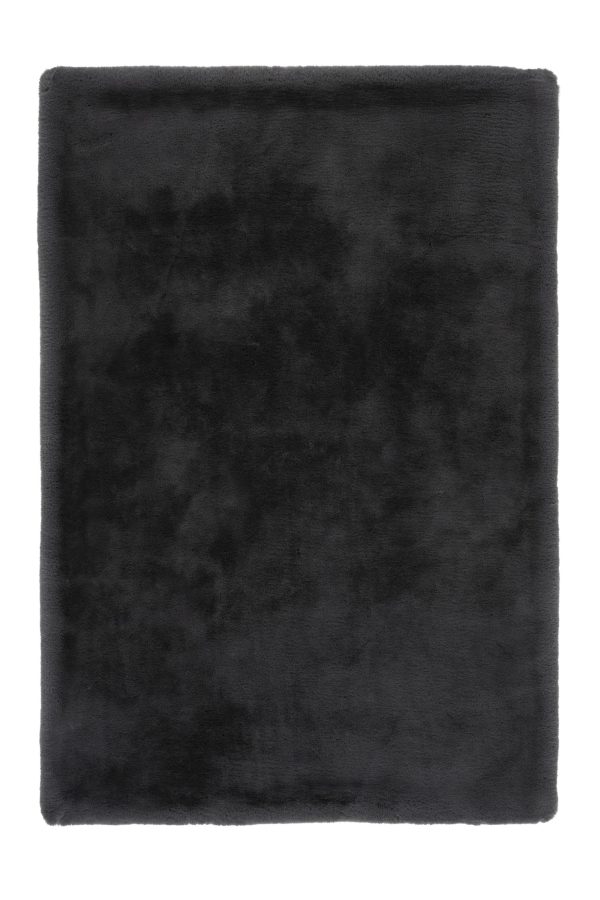 Heaven 800 Graphite Super Soft Fluffy Rug - Lalee Designer Rugs