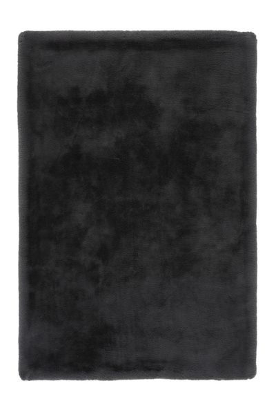 Heaven 800 Super Soft Fluffy Graphite Rug - Lalee Designer Rugs