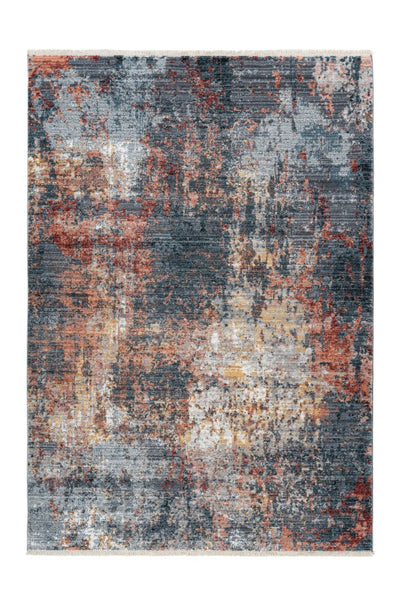Medellin 400 Modern Abstract Multi-colour Rug - Lalee Designer Rugs