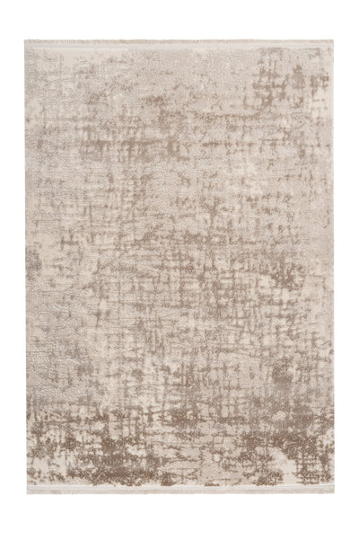 Noblesse 904 Luxury Beige Rug with Abstract design - Lalee Designer Rugs
