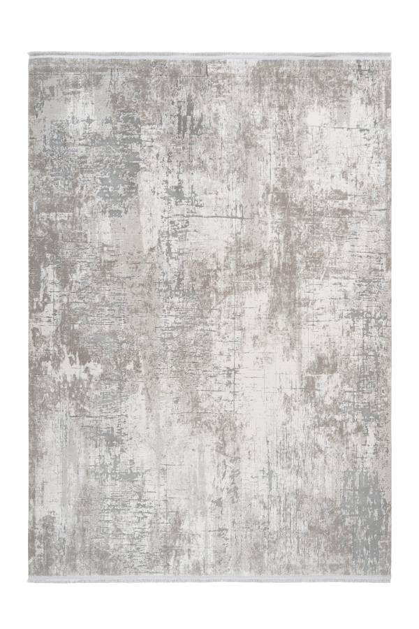 Opera 501 Silver High Quality Pierre Cardin Rug with Abstract Design - Lalee Designer Rugs