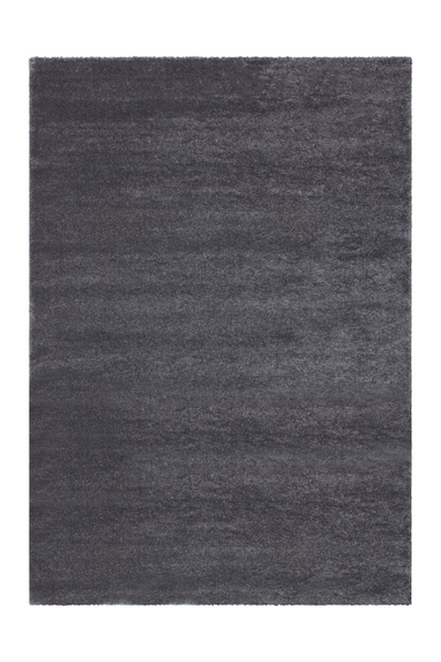 Softtouch 700 Affordable Soft Thick Plain Grey Rug - Lalee Designer Rugs
