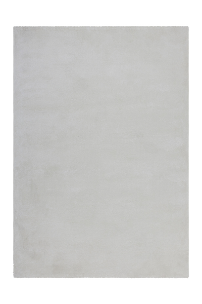 Softtouch 700 Affordable Soft Thick Plain Ivory Rug - Lalee Designer Rugs