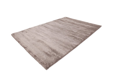 Softtouch 700 Affordable Soft Thick Plain Light Brown Rug - Lalee Designer Rugs