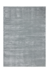 Softtouch 700 Affordable Soft Thick Plain Pastel Blue Rug - Lalee Designer Rugs