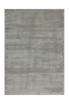 Softtouch 700 Affordable Soft Thick Plain Pastel Green Rug - Lalee Designer Rugs