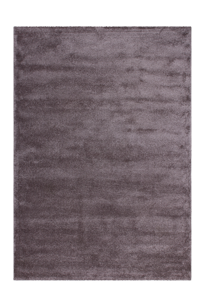 Softtouch 700 Affordable Soft Thick Plain Pastel Purple Rug - Lalee Designer Rugs