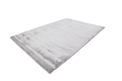 Softtouch 700 Affordable Soft Thick Plain Silver Rug - Lalee Designer Rugs