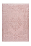 Vendome 700 Luxury Acrylic Pink Rug with Centre Medallion - Lalee Designer Rugs