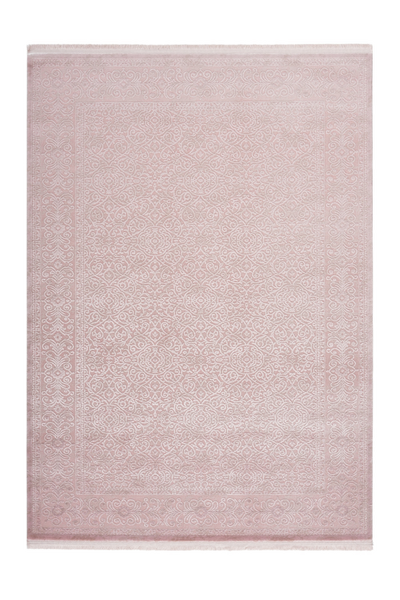 Vendome 701 Luxury Pink Rug with Floral Design - Lalee Designer Rugs