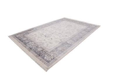 Vintage 700 Vintage Ivory Rug with Faded Look - Lalee Designer Rugs