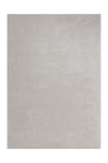 Velluto 400 Shaggy Soft Ivory Rug with Plain Look - Lalee Designer Rugs