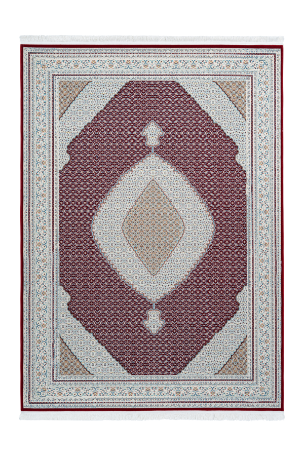 Royal 903 red - Lalee Designer Rugs