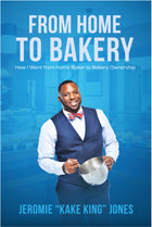 From Home To Bakery Book