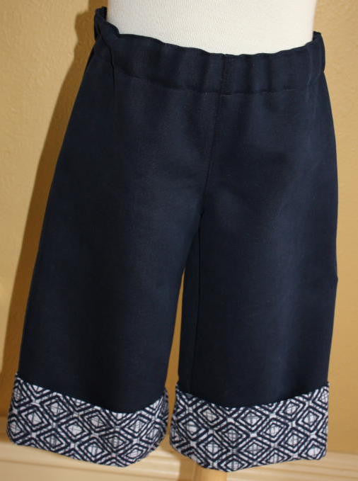 FunFair - Soft Cotton Long Boys' Shorts:  size 2