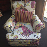 Claridge 'Peacock' Chair