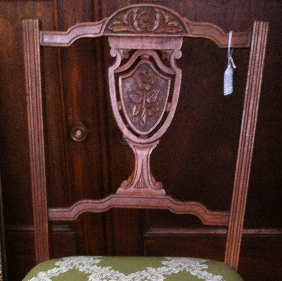 Edwardian Bedroom Chair: Child