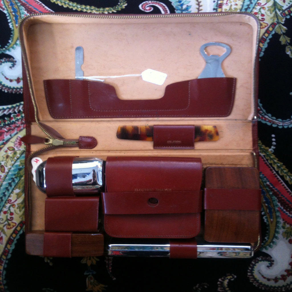 Gentleman's Hold All - Dressing Kit (Travel)