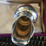 Silver Wine Pourer: London