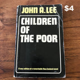 Children of the Poor: NZ Novel